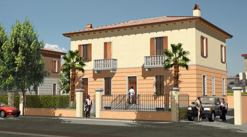 Casa singola, Piacenza