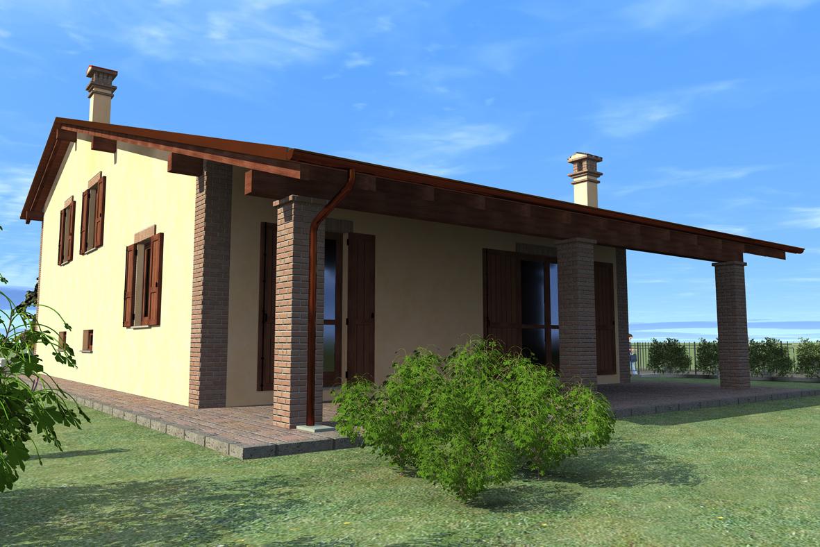 Annunci immobiliari di vendite case emilia romagna casa for Costo per costruire un appartamento garage per 2 auto